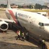 マレーシア航空でバンコクに行く。やっぱりトラブル。