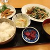 西川口の「一徳」でレバニラ炒め定食を食べました★