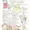 はまぐり旅日記 夏の信州編 1日目 信級と大岡村へ