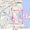 宮城県 一般国道45号の小泉大橋が新しい橋に切り替え