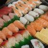 【コストコ】寿司ファミリー盛48貫 ¥2480(税別)