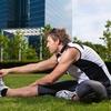 運動前の静的ストレッチ(力の発揮において、筋腱単位:MTUの過度なスティフネスは重要な要素になるため、柔軟性の過度な増加は力とパワー発揮能力を低下させる)