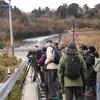「松島天王崎探鳥会/野鳥の会宮城県支部」に参加、正月にミサゴを初撮影!