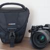 E-M1 MarkIIが収まるカメラケース(インナーケース的なやつ)