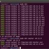 Docker Node Testerを使ってNode.jsをバージョン毎にテストする #葉桜js