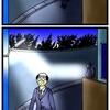 『ほら、ここにも猫』・第262話「反射」(Reflection)
