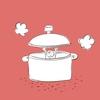 シャトルシェフ検討中の方へおすすめ時短料理グッズ|鍋帽子で保温調理|子育て家庭のタイムスケジュール有