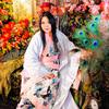 体験して良かったSTUDIO夢工房京都駅前本店の令和美景花鶴。