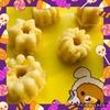 100均のセリア・グッズでレンジでドーナツ♡ホットケーキミックスを使って簡単、可愛い仕上がりです。