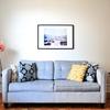 ソファーカバーで超簡単リメイク。ボロボロの古いソファが新品に!?