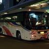 京都〜広島「広島ドリーム京都号」(西日本JRバス・中国JRバス)