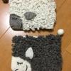 フワフワ モフモフ 羊がかわいいフェルトのポーチ [画像追加]