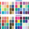 田舎暮らしでもセンスを磨く。自分のパーソナルカラーと色についてのこだわりくらいは持ち合わせたい。