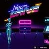 PS4「Neon Drive」レビュー!80年代のカッコ良さを追求したセンスが最高!ゲームとしては……。