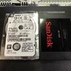 PS4のロード時間短縮のためにHDDからSSDに換装したので方法と結果を記事にしました