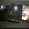 久しぶりにiPhone4 引っ張りだす 4Sと2ショット〜!