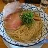 石川県野々市市扇が丘にあるラーメン屋さん、自家製麺TERRAで淡麗系ラーメンの塩クリア。