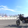 WR250X in 桶川スポーツランド