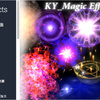 KY_Magic Effects Pack5 2Dゲーム視点で綺麗に魅せる「日本作者」による魔法エフェクト素材集
