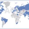 全世界株式インデックス MSCI(ACWI)とFTSE Global All Cap Indexの違いとは?
