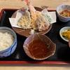 天ぷら奥入瀬の天ぷら定食