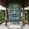 【和歌山】首から上だけの大仏様がインパクト大!無量光寺(和歌山市・御朱印)