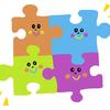 【子供用パズル】2歳6ヶ月が5歳用パズルをひとりでできるようになった