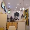 デパートの外に並ぶカフェ店① - FRESH ME boba bar - Vientiane Center - (ビエンチャン・ラオス)