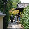 またまた勝林寺さまの花手水や緑を愛でる@2021