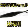 【DEPS】デカバスが釣れる人気のスティックベイト「サカマタシャッド」出荷!