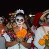 リメンバー・ミーの映画の中のメキシコの死者の世界