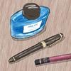 万年筆と紙とインクと…『MIZUTAMA第6号』