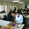 女子高生の体験学習