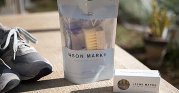 JASON MARKK(ジェイソンマーク)でニューバランスM1400・M991の汚れをどれだけ綺麗にできるのか試してみました。