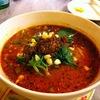 【今週のラーメン532】 普段着の四川料理 何 (大阪・大阪天満宮) 日本人の為の坦坦麺