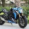 最新リッターバイクのGSXS1000に乗ってみた。