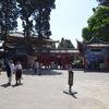 世界一周 雲南省⑪西山森林公園、昆明北駅の鉄道博物館、普洱茶