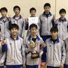 あらためておめでとうございます!平成30年度三重県高校新人卓球大会兼第46回全国高校選抜卓球大会三重県予選結果