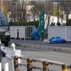 病院入り口に男性の遺体 顔面にけが 神奈川・伊勢原