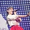 STU48石田千穂、念願のソロコンでファンに宣言「最強のアイドルを目指して頑張ります」