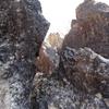 座頭谷から樫ヶ峰へのハイキング(その2)蓬莱峡