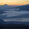 高ボッチ山から鉢伏山へ