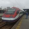 特典航空券で夏休み11 ポルトガル国鉄のアルファペンデュラール乗車記