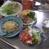 幸運な病のレシピ( 2176 )昼 :自由に食べる冷やし中華