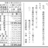 株式会社ナンバーナイン 第4期決算公告 / 減少公告