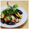 ガパオ・タレー|今季最終鉢植えガパオとシーフード炒め