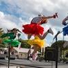 【桃神祭2016 振りコピコンテスト本戦出場記念!!(その5)】おきこクローバーZ - KBC学園祭