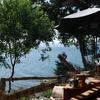 近江八幡へ - vol.7 - 琵琶湖畔のカフェ・シャーレ水ヶ浜