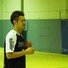 アグレミーナ浜松・剣持選手のフットサルクリニック