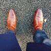 クリスマス!お気に入りの靴で前向きに♪